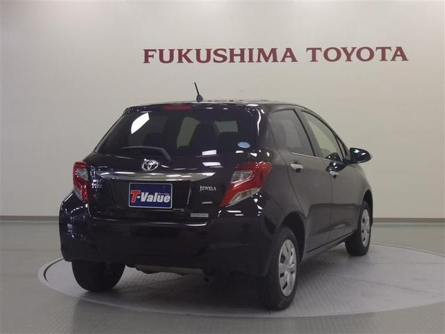 「トヨタ」「ヴィッツ」「コンパクトカー」「福島県」の中古車3