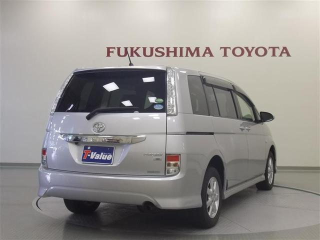 「トヨタ」「アイシス」「ミニバン・ワンボックス」「福島県」の中古車4