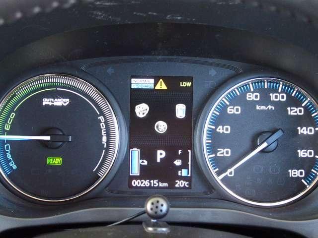 三菱 アウトランダーPHEV 2.0 G リミテッド エディション 4WD