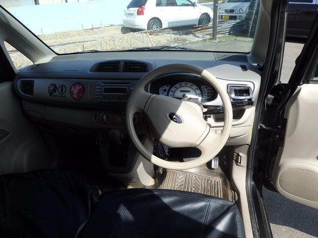 スバル ステラ Lリミテッド 4WD CD スマートキー ベンチシート