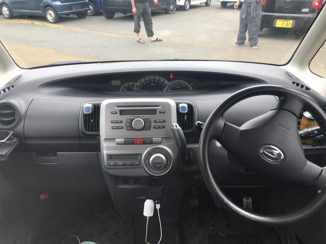 カスタムX 4WD CD スマートキー 左側スライドドア(11枚目)