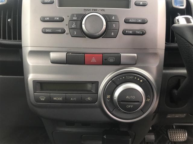カスタムX 4WD CD スマートキー 左側スライドドア(16枚目)