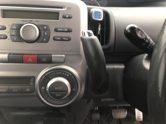 カスタムX 4WD CD スマートキー 左側スライドドア(17枚目)