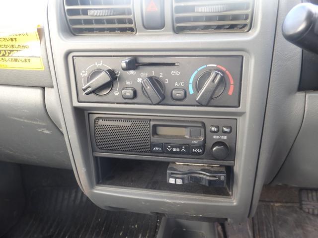 ライラ 4WD エアコン パワステ ETC ラジオ 軽自動車(14枚目)