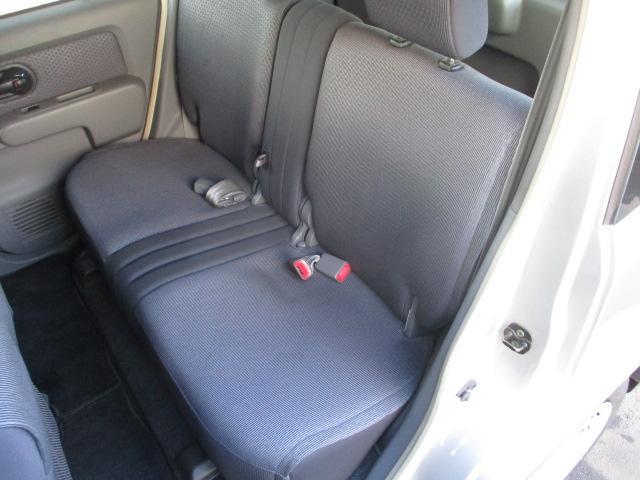 日産 キューブ 14S 後期型 ベンチシート 社外CD キーレス 1年保証