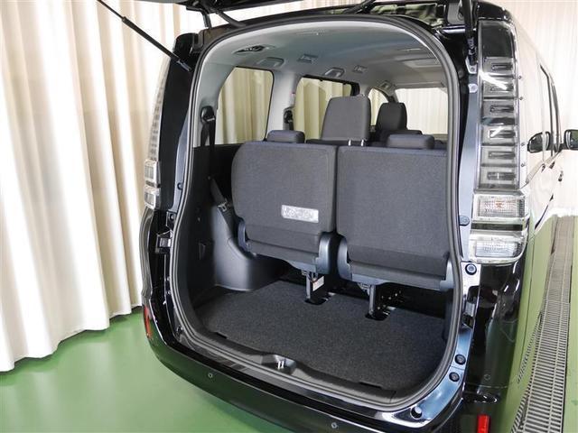 X メモリーナビ バックカメラ 衝突被害軽減システム ETC 両側電動スライド LEDヘッドランプ ウオークスルー 乗車定員 8人  3列シート アイドリングストップ(13枚目)