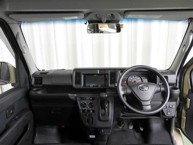 デッキバンG 4WD ワンセグ メモリーナビ バックカメラ 衝突被害軽減システム LEDヘッドランプ アイドリングストップ(5枚目)