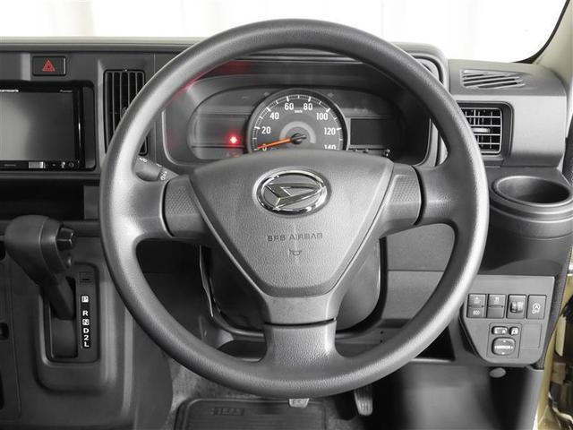 デッキバンG 4WD ワンセグ メモリーナビ バックカメラ 衝突被害軽減システム LEDヘッドランプ アイドリングストップ(6枚目)
