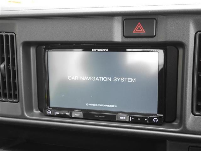 デッキバンG 4WD ワンセグ メモリーナビ バックカメラ 衝突被害軽減システム LEDヘッドランプ アイドリングストップ(7枚目)