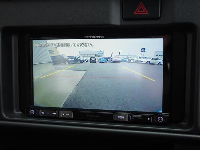 デッキバンG 4WD ワンセグ メモリーナビ バックカメラ 衝突被害軽減システム LEDヘッドランプ アイドリングストップ(8枚目)