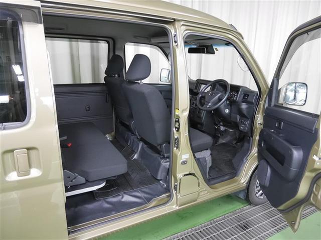 デッキバンG 4WD ワンセグ メモリーナビ バックカメラ 衝突被害軽減システム LEDヘッドランプ アイドリングストップ(10枚目)