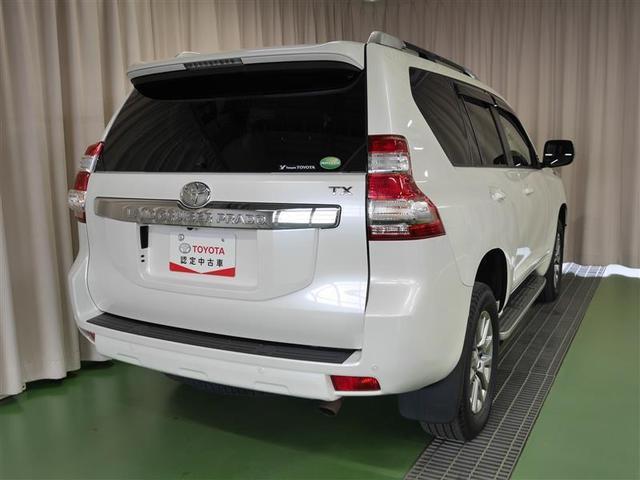 TX Lパッケージ・G-フロンティア 4WD フルセグ メモリーナビ DVD再生 バックカメラ ETC LEDヘッドランプ 乗車定員7人 3列シート ワンオーナー ディーゼル(3枚目)