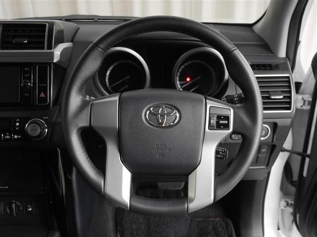 TX Lパッケージ・G-フロンティア 4WD フルセグ メモリーナビ DVD再生 バックカメラ ETC LEDヘッドランプ 乗車定員7人 3列シート ワンオーナー ディーゼル(6枚目)