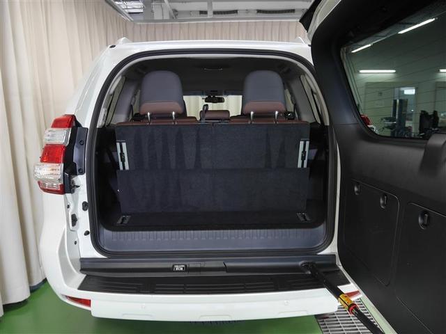 TX Lパッケージ・G-フロンティア 4WD フルセグ メモリーナビ DVD再生 バックカメラ ETC LEDヘッドランプ 乗車定員7人 3列シート ワンオーナー ディーゼル(12枚目)