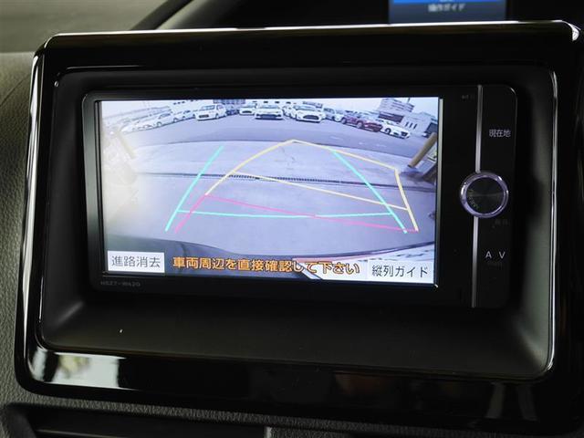 ハイブリッドZS 煌II フルセグ メモリーナビ DVD再生 バックカメラ 衝突被害軽減システム ETC 両側電動スライド LEDヘッドランプ 乗車定員7人 3列シート(8枚目)