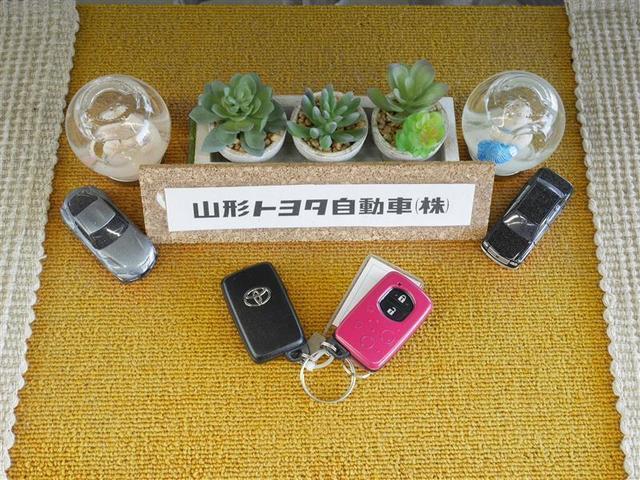 携帯に便利なスマートキー