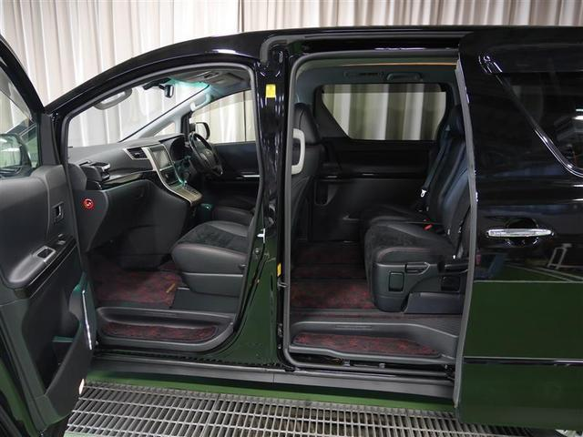 2.4Z ゴールデンアイズII 4WD フルセグ HDDナビ DVD再生 ミュージックプレイヤー接続可 後席モニター バックカメラ ETC 両側電動スライド HIDヘッドライト 乗車定員7人 3列シート ワンオーナー(11枚目)