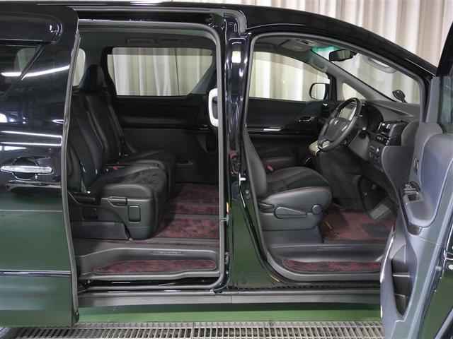 2.4Z ゴールデンアイズII 4WD フルセグ HDDナビ DVD再生 ミュージックプレイヤー接続可 後席モニター バックカメラ ETC 両側電動スライド HIDヘッドライト 乗車定員7人 3列シート ワンオーナー(12枚目)