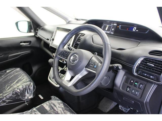 ハイウェイスター Vセレクション 4WD フルセグ メモリーナビ DVD再生 ミュージックプレイヤー接続可 バックカメラ 衝突被害軽減システム ETC ドラレコ 両側電動スライド HIDヘッドライト 乗車定員8人 ワンオーナー(4枚目)