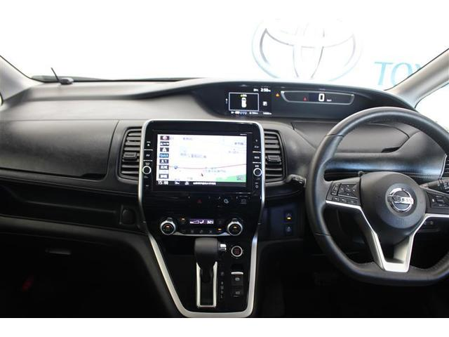 ハイウェイスター Vセレクション 4WD フルセグ メモリーナビ DVD再生 ミュージックプレイヤー接続可 バックカメラ 衝突被害軽減システム ETC ドラレコ 両側電動スライド HIDヘッドライト 乗車定員8人 ワンオーナー(24枚目)