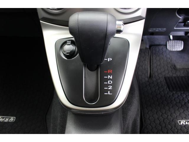 トヨタ ラッシュ X ワンオーナー 4WD