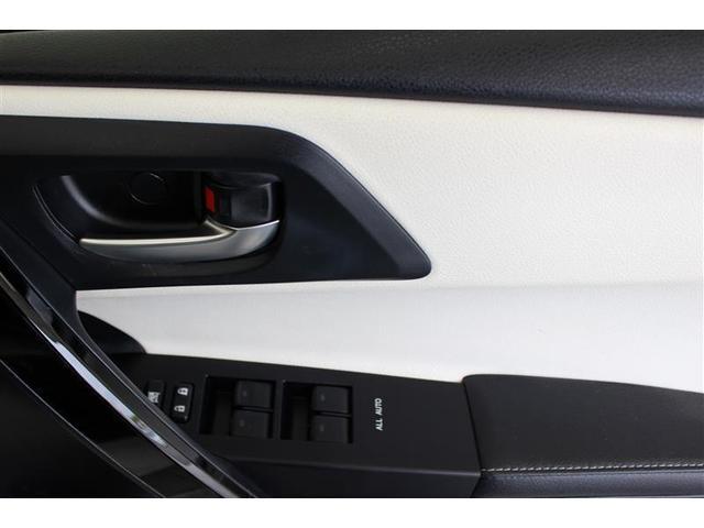 ハイブリッドGパッケージ 革シート フルセグ メモリーナビ DVD再生 バックカメラ 衝突被害軽減システム ETC HIDヘッドライト ワンオーナー(5枚目)