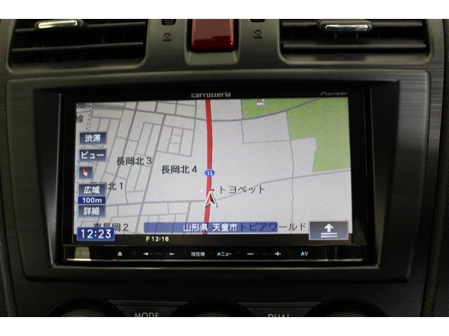 2.0i 4WD フルセグ メモリーナビ DVD再生 HIDヘッドライト ワンオーナー アイドリングストップ(13枚目)