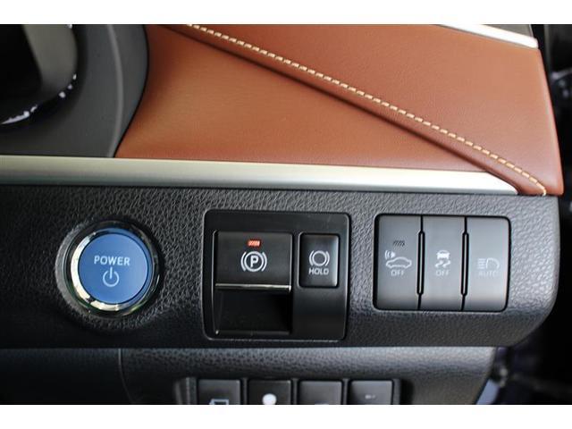 プログレス メタル アンド レザーパッケージ 革シート サンルーフ 4WD フルセグ メモリーナビ DVD再生 バックカメラ 衝突被害軽減システム ETC ドラレコ LEDヘッドランプ ワンオーナー(7枚目)