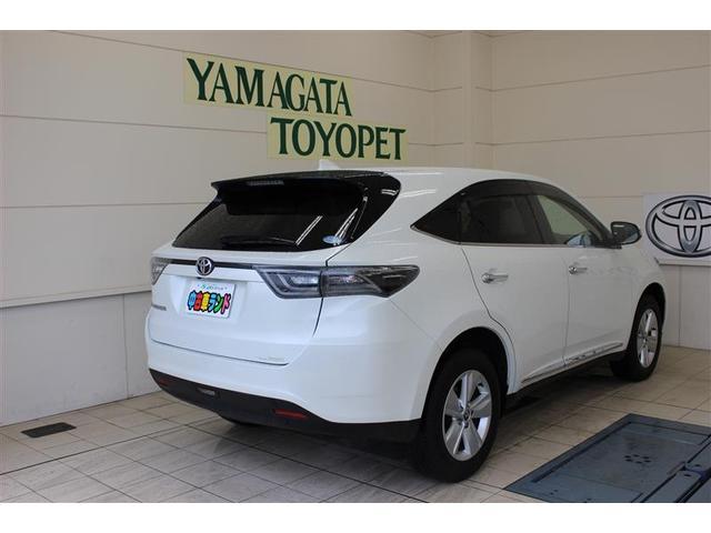 「トヨタ」「ハリアー」「SUV・クロカン」「山形県」の中古車3