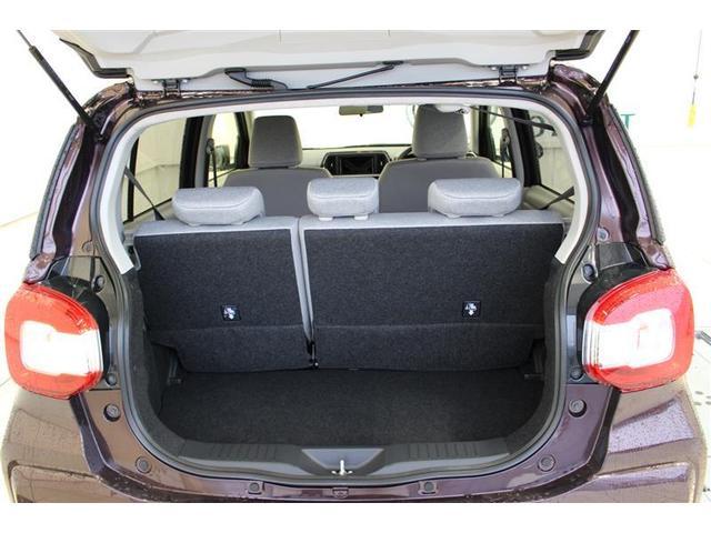X Lパッケージ SAII 4WD キーレス ベンチシート(17枚目)