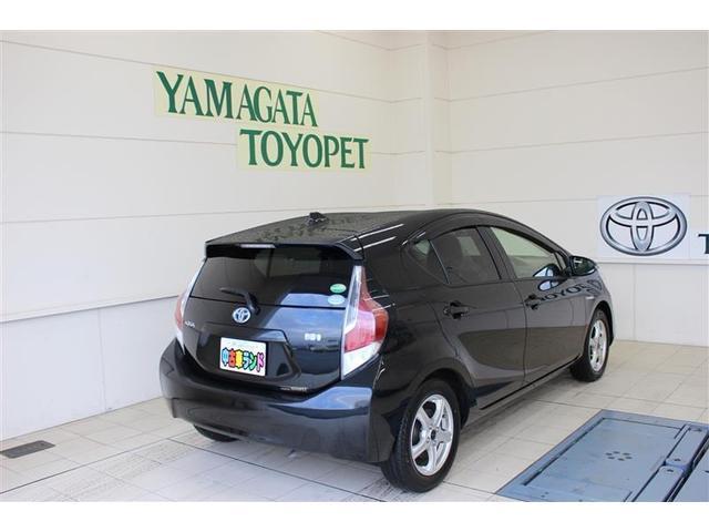 「トヨタ」「アクア」「コンパクトカー」「山形県」の中古車3