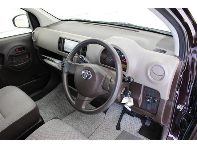 トヨタ パッソ X 4WD メモリーナビ フルセグTV