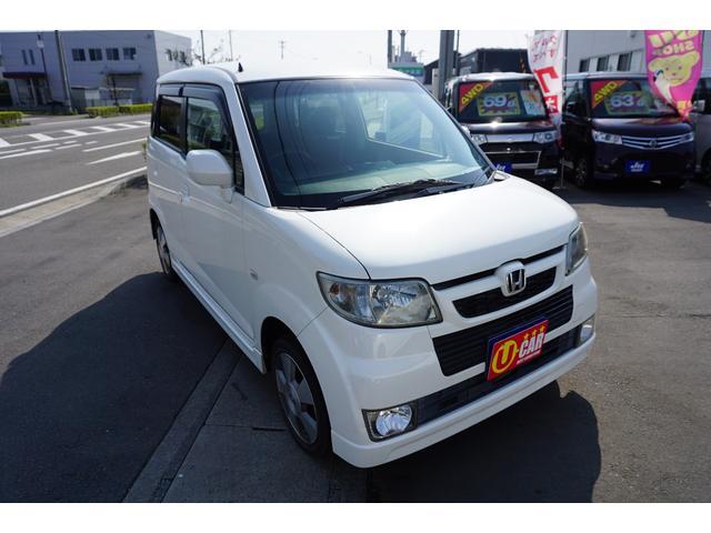 ホンダ ゼスト スポーツW 4WD キセノンライト 2年保証付