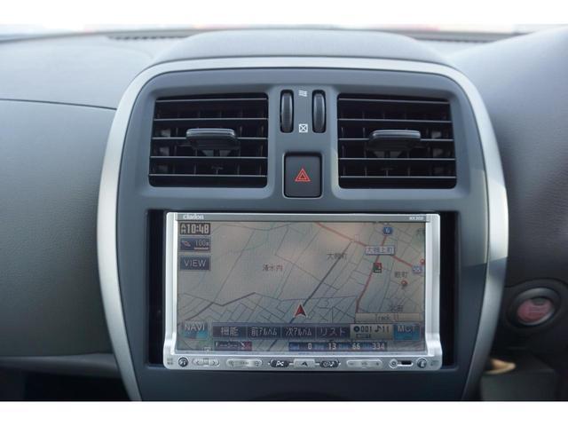 X FOUR Vセレクション 4WD 社外メモリーナビ ワンセグテレビ スマートキー オートライト 3年保証付(7枚目)
