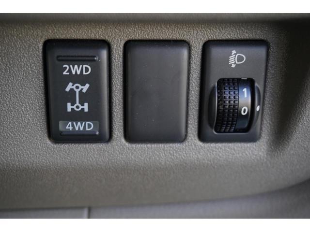X FOUR Vセレクション 4WD 社外メモリーナビ ワンセグテレビ スマートキー オートライト 3年保証付(31枚目)