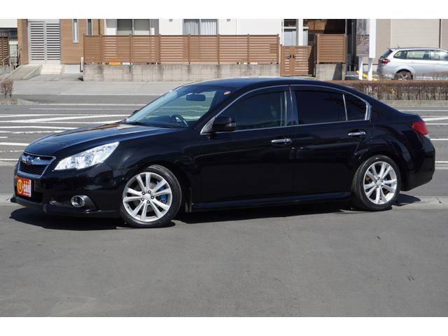 2.5i Lパッケージ 4WD 車高調 革シート 3年保証付(3枚目)