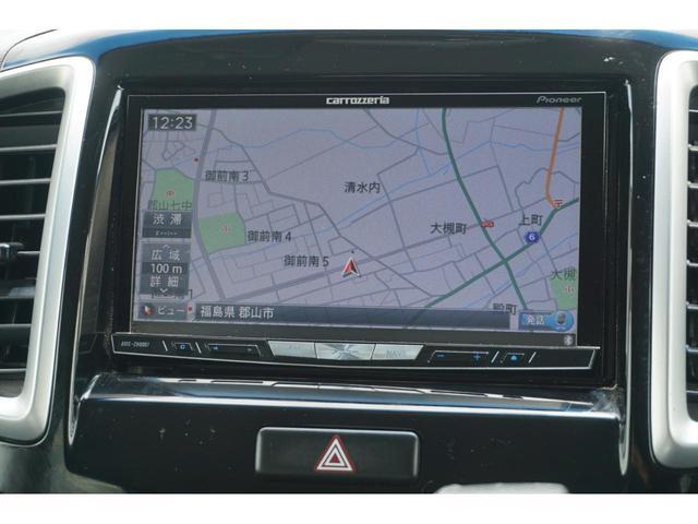 ベースグレード 4WD 社外HDDナビ フルセグ 3年保証付(4枚目)