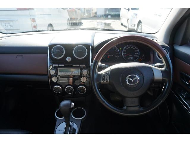 L 4WD スマートキー レザーシート ETC 3年保証付(7枚目)