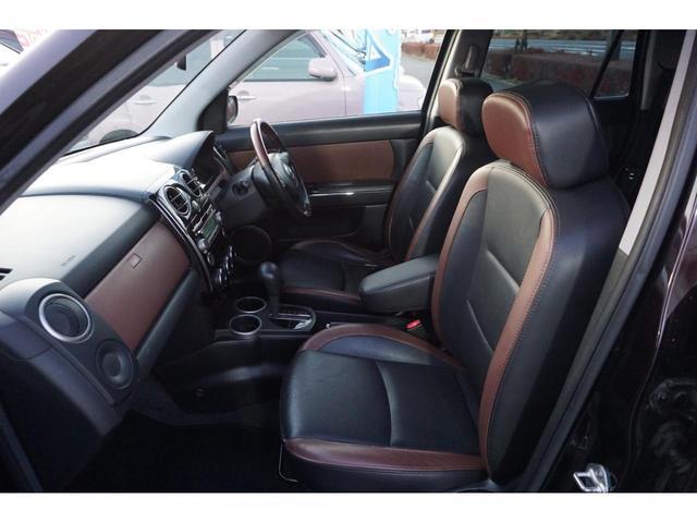 L 4WD スマートキー レザーシート ETC 3年保証付(15枚目)