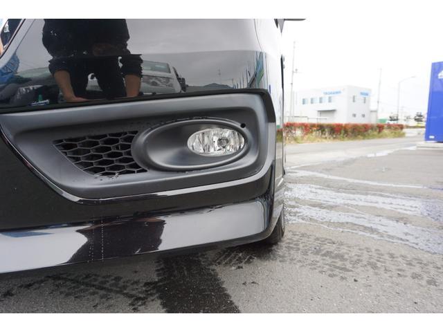 S パワーコンディション 4WD 両側電動スライドドア 純正メモリーナビ リアフリップダウンモニター ETC HID スマートキー 3年保証付(47枚目)