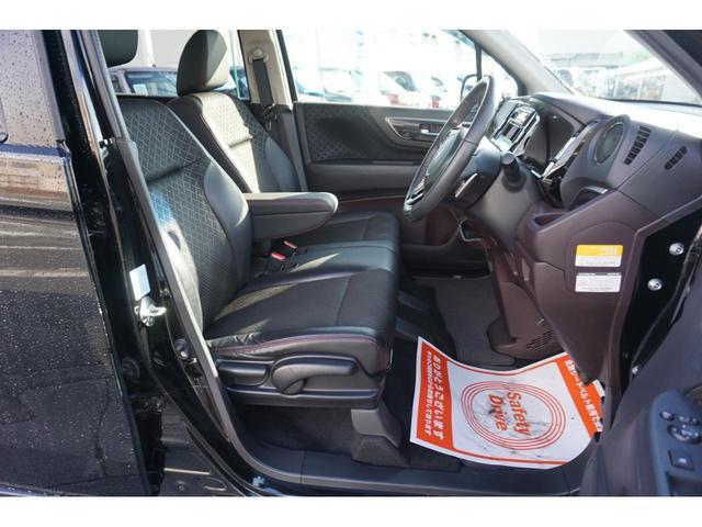 G・ターボパッケージ 4WD プッシュスタート クルコン シートヒーター ディスチャージヘッドライト ハーフレザーシート 3年保証付(7枚目)