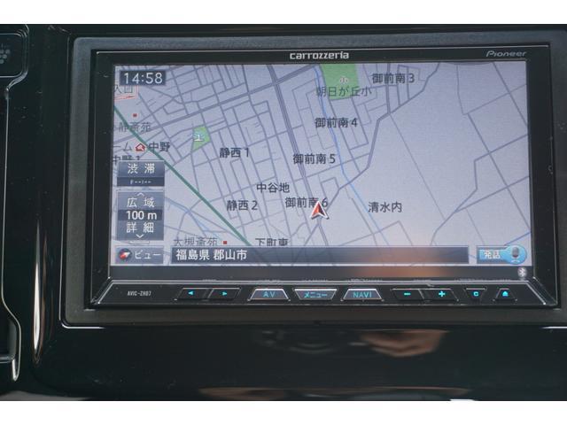 G・ターボパッケージ 4WD プッシュスタート クルコン シートヒーター ディスチャージヘッドライト ハーフレザーシート 3年保証付(8枚目)