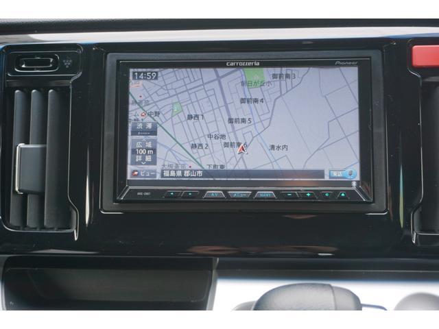 G・ターボパッケージ 4WD プッシュスタート クルコン シートヒーター ディスチャージヘッドライト ハーフレザーシート 3年保証付(9枚目)