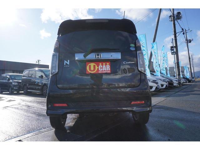 G・ターボパッケージ 4WD プッシュスタート クルコン シートヒーター ディスチャージヘッドライト ハーフレザーシート 3年保証付(48枚目)