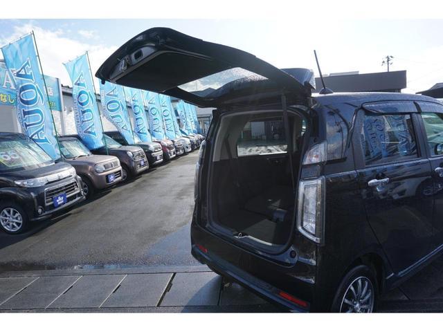 G・ターボパッケージ 4WD プッシュスタート クルコン シートヒーター ディスチャージヘッドライト ハーフレザーシート 3年保証付(53枚目)