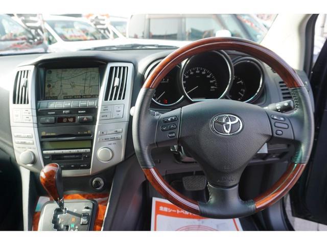 「トヨタ」「ハリアー」「SUV・クロカン」「福島県」の中古車12