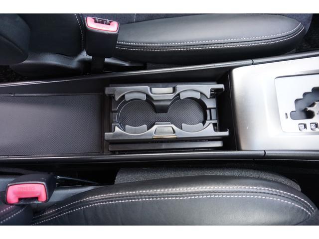 2.5iアイサイト アルカンターラセレクション 4WD SDナビ フルセグ クルコン プッシュスタート ETC アイサイト スマートキー 純正17AW 3年保証付(11枚目)