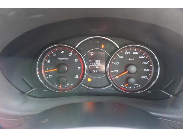 2.5iアイサイト アルカンターラセレクション 4WD SDナビ フルセグ クルコン プッシュスタート ETC アイサイト スマートキー 純正17AW 3年保証付(14枚目)