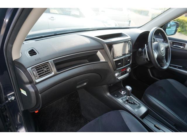 2.5iアイサイト アルカンターラセレクション 4WD SDナビ フルセグ クルコン プッシュスタート ETC アイサイト スマートキー 純正17AW 3年保証付(33枚目)