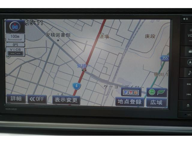 スタイルG SAII スマートアシストII 純正メモリーナビ LEDヘッドライト フルセグテレビ キーフリー 3年保証付(10枚目)